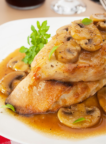 Easy And Delicious Chicken Marsala Recipe Sheknows