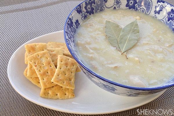 Chicken soup avgolemono | Sheknows.ca