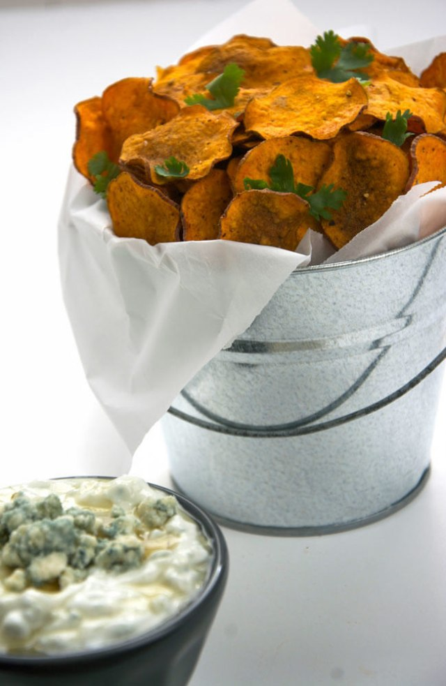 Healthy potato chip alternatives