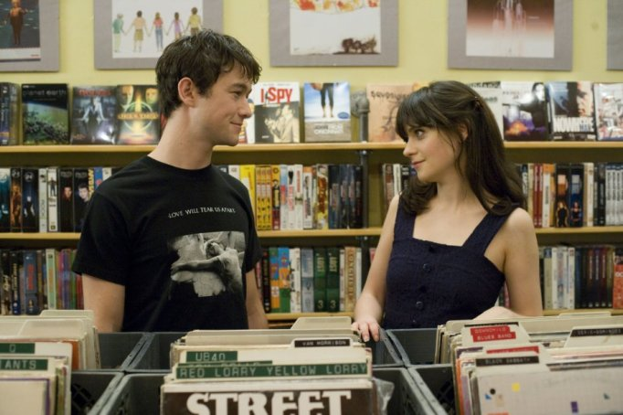 Zooey Deschanel in '500 Days of Summer'