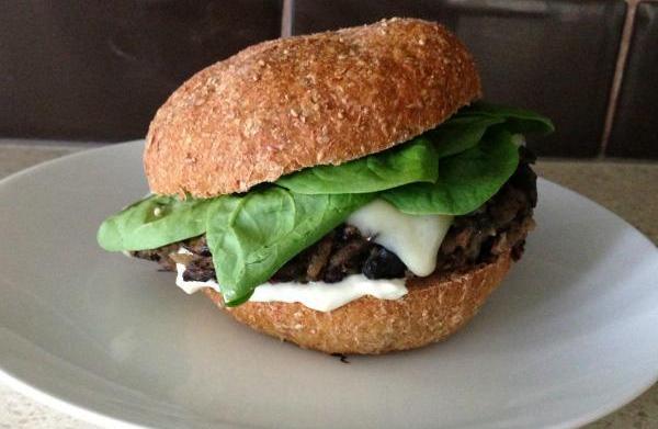 Recipe revamp: Meatless burgers