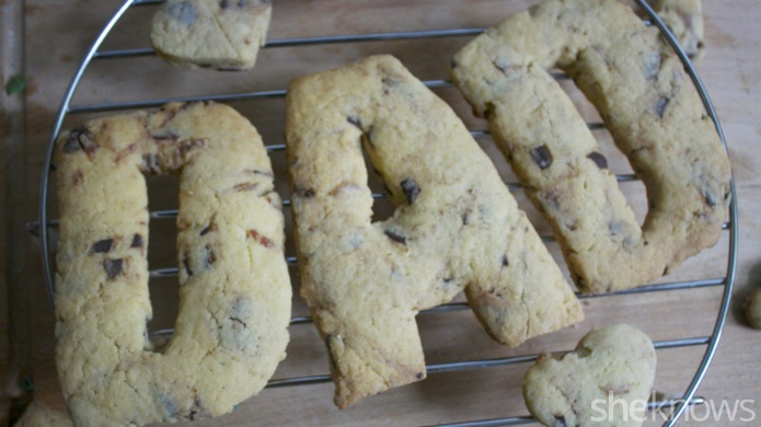 Chocolate chip cookies get an upgrade,