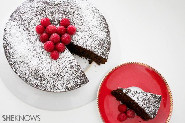 merlot cake