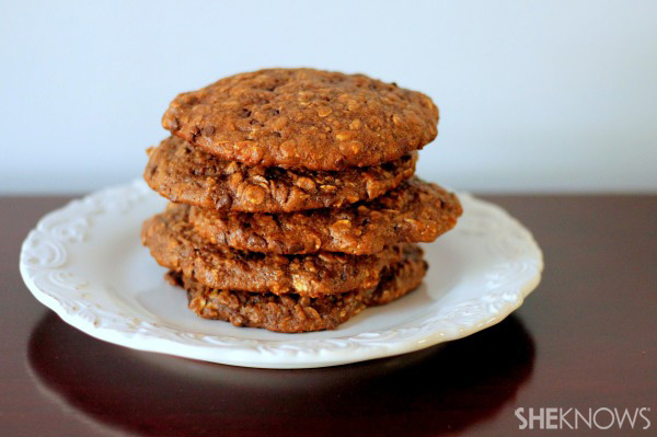 THE chocolate peanut butter COOKIE