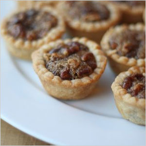 Chocolate pecan cookie pies   Sheknows.ca