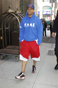Chris Brown - WENN
