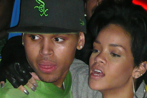 Chris Brown makes video about Rihanna