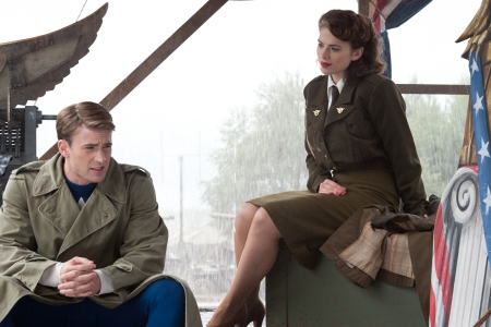 Captain America: The First Avenger arrives in theaters July 22