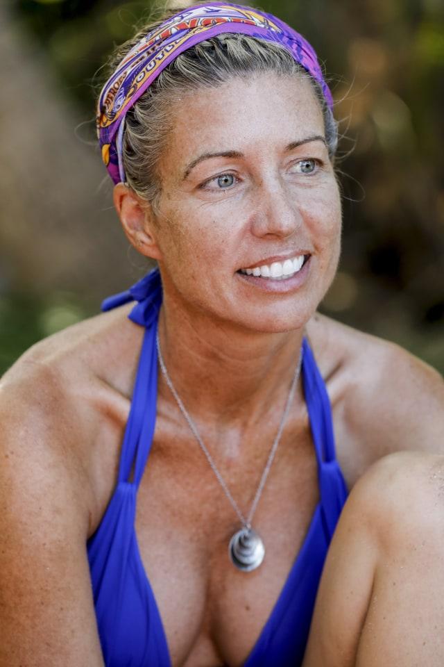 Chrissy Hofbeck on Survivor: Heroes Vs. Healers Vs. Hustlers