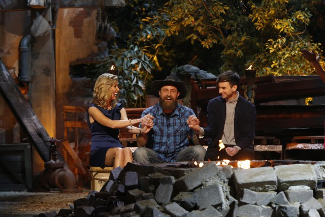 Chrissy Hofbeck, Ben Driebergen and Ryan Ulrich final three contestants on Survivor: Heroes Vs. Healers Vs. Hustlers