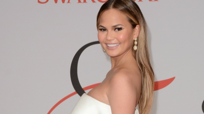 Someone thought Chrissy Teigen had a