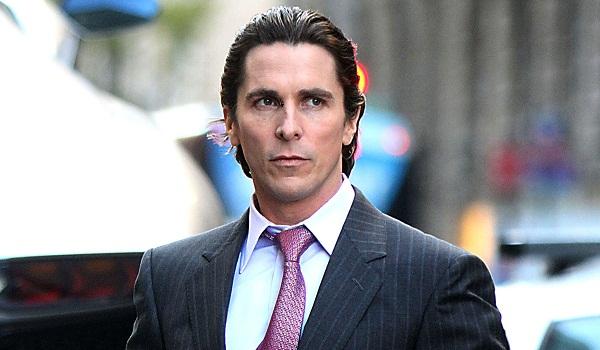 Christian Bale has an irish temper