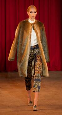 Christian Siriano New York Fashion Week