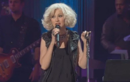 Christina Aguilera opens up on Behind the Music