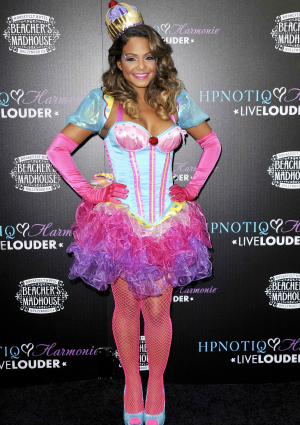 Christina Milian Halloween 2012