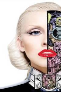 Christina Aguilera's new album cover