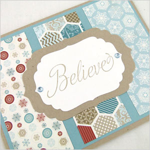 Believe Christmas card | Sheknows.ca