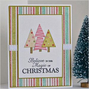 Christmas tree Christmas card | Sheknows.ca