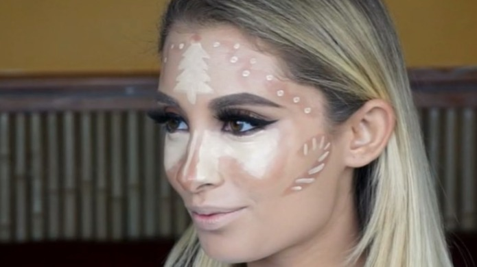 Get your festive face on with