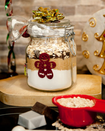 Christmas cookie mix in a jar | Sheknows.ca