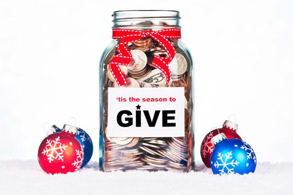 Christmas giving jar | Sheknows.ca