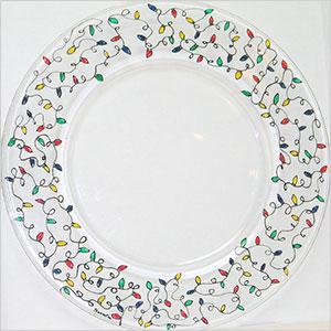 Handpainted platter | Sheknows.ca