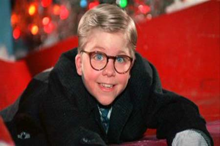 A Christmas Story: The Musical and Peter Billingsley
