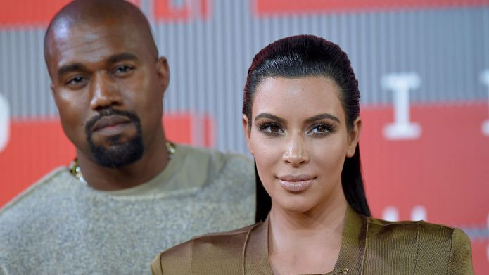 Kim Kardashian shares first picture of