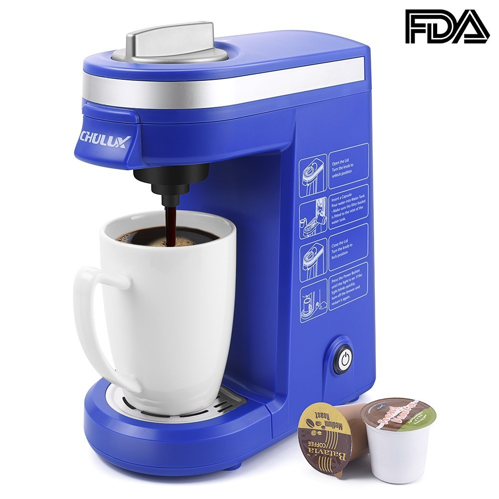 CHULUX single-serve coffee maker