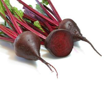 Grilled Red Beet Salad