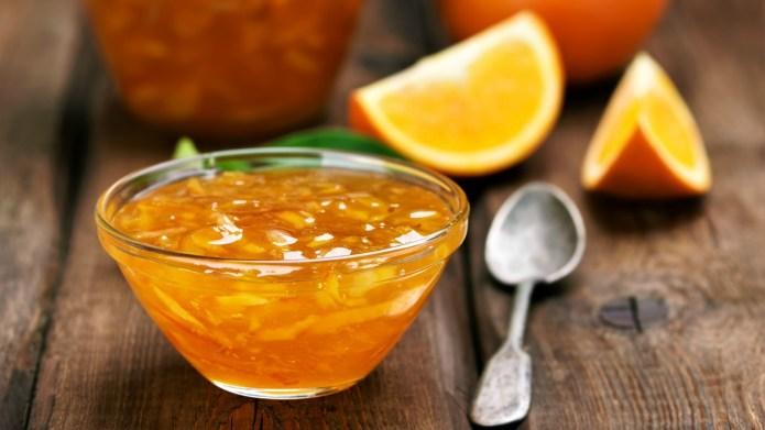 Secret ingredient: Orange marmalade is a