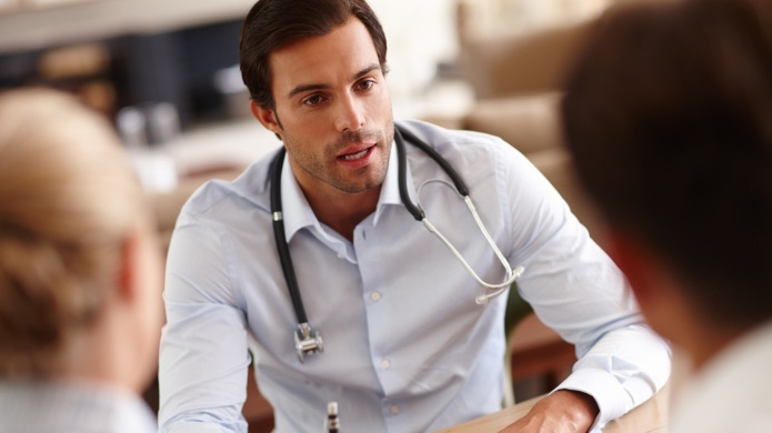 What's a reproductive endocrinologist and when