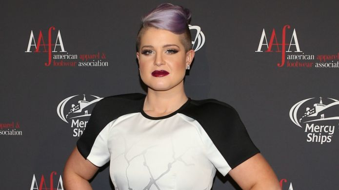 Kelly Osbourne reveals her real reason