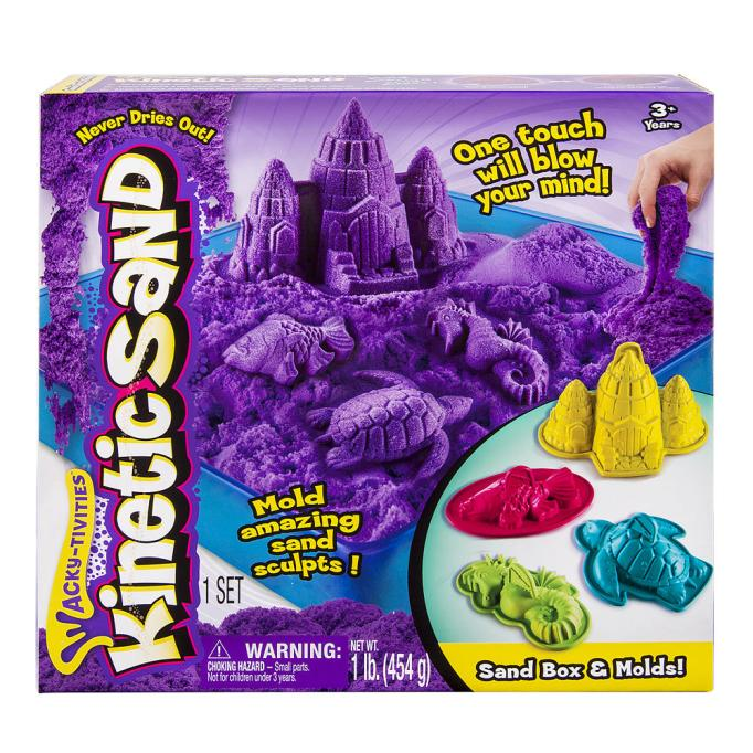 Gifts for kids with autism: Kinetic Sand