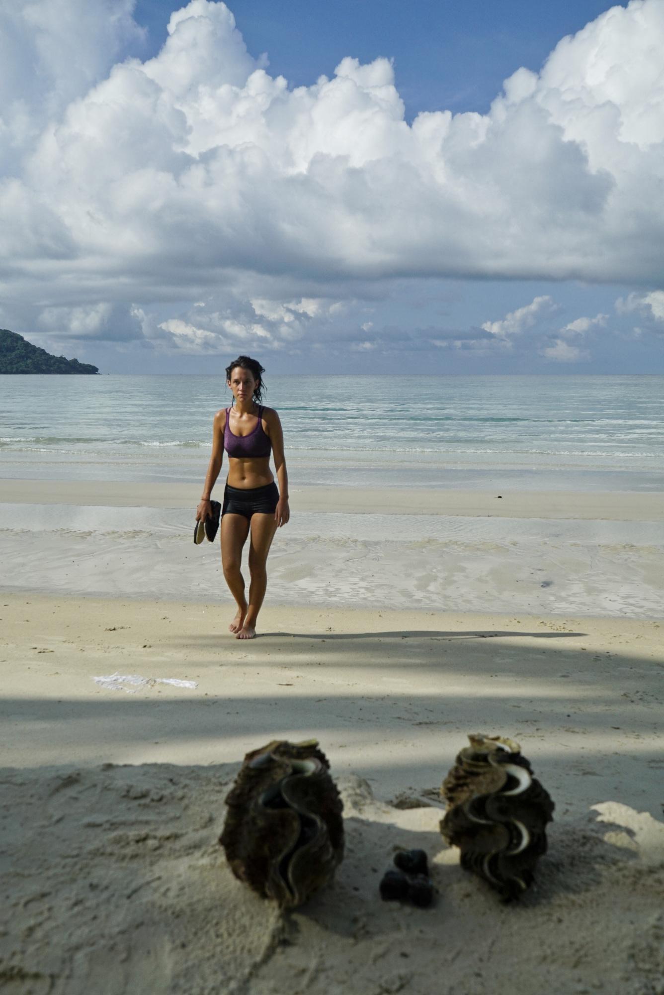 Ciera Eastin on Survivor: Second Chance