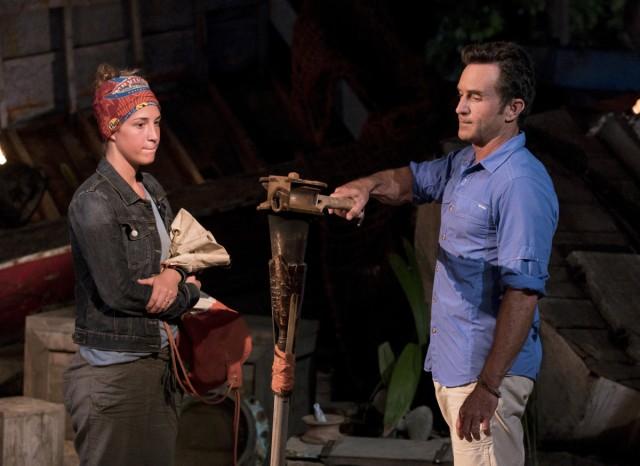 Ciera Eastin voted off Survivor: Game Changers