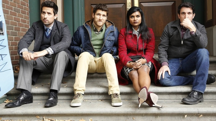 The Mindy Project debuts the show's
