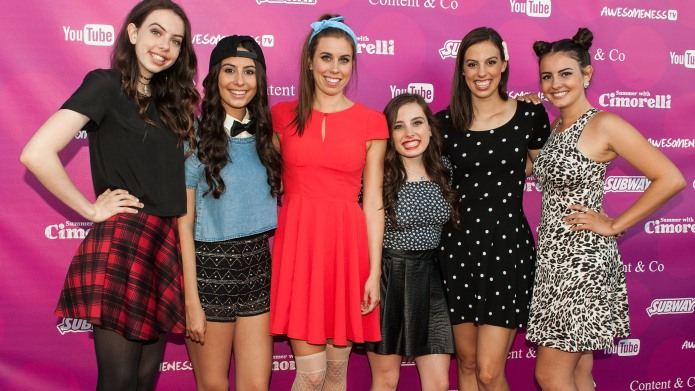 INTERVIEW: The Cimorelli sisters talk body