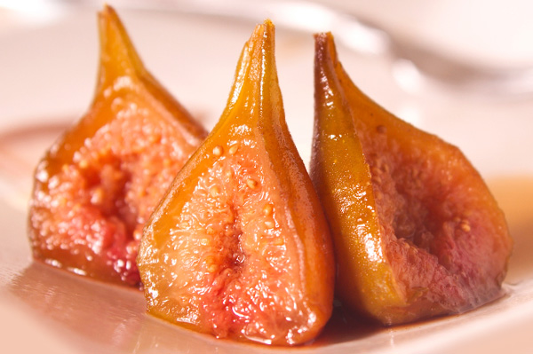 Cinnamon and Honey Roasted Figs