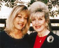 Iris Rothstein and daughter Cindie Gittelman