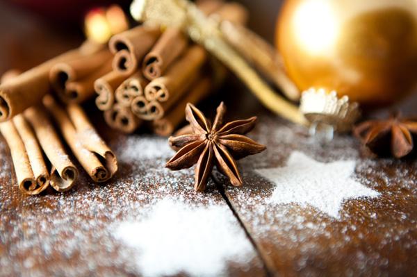 Cinnamon Decorations