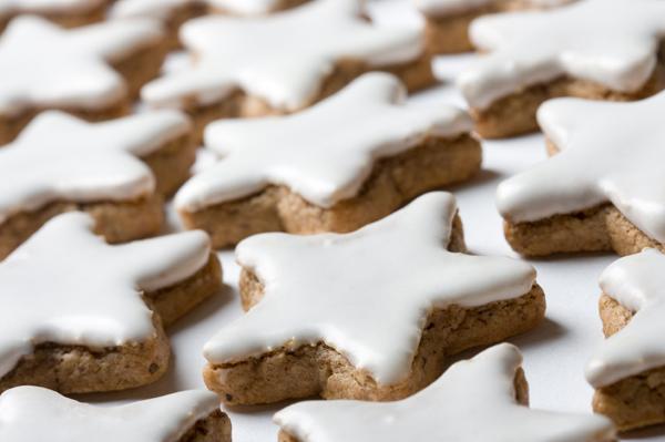 Cinnamon Star Cookie