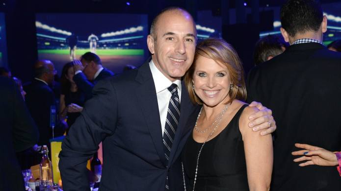 Katie Couric Reveals Her Feelings on