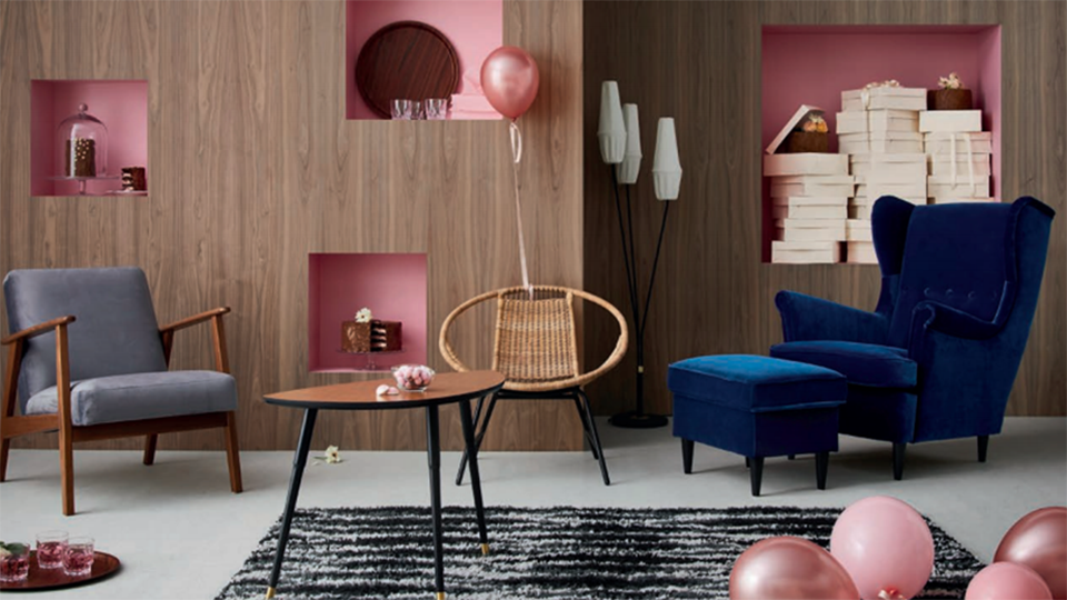 The 2019 Ikea Catalog Is Here Their 3 New Collections Are Gorgeous
