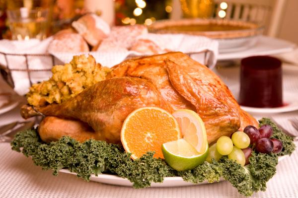 citrus marinated turkey