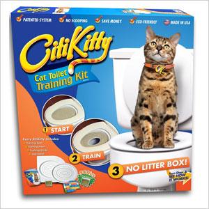 Citi Kitty Toilet Training