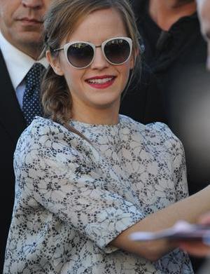 Emma Watson rocks multiple looks for