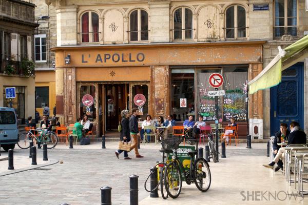 Photo guide of Bordeaux