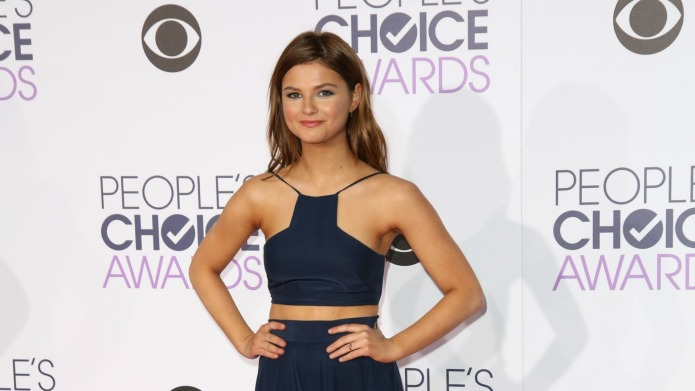 What Stefanie Scott says about showing