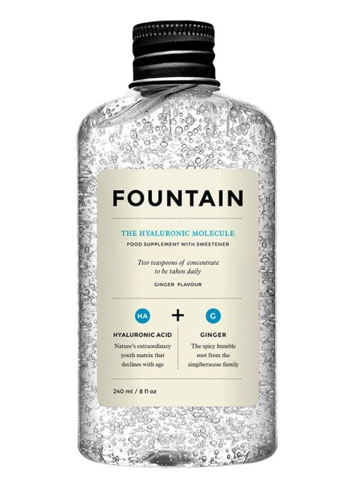 Beauty Supplements To Add To Your Cabinet | Fountain The Hyaluronic Molecule